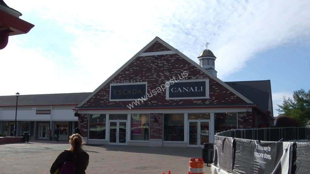 Canali outlet