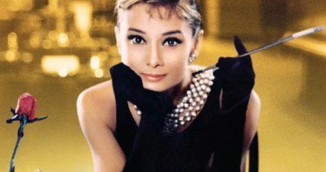 Одри Хепберн в знаменитом платье