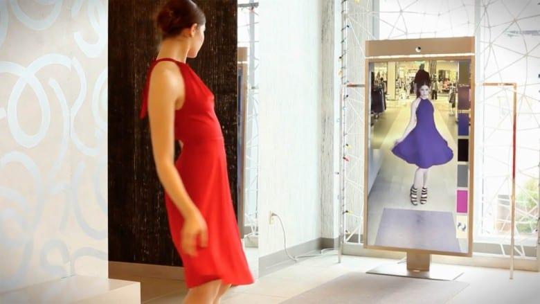 Шоппинг будущего – покупка, доставка и сервис клиентов в США через дисплеи и штрихкоды